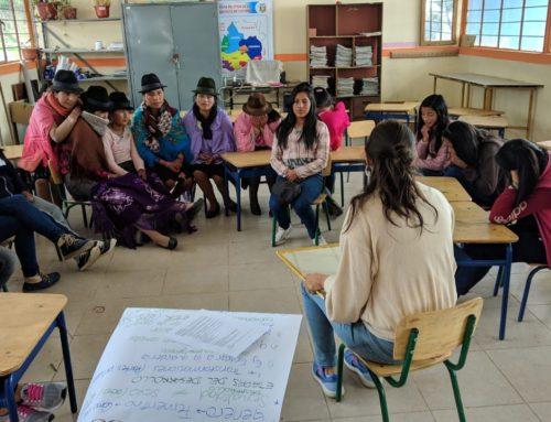 Angamarca, feedback from Inaugural Workshop